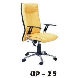 High Back Yellow Executive Chair
