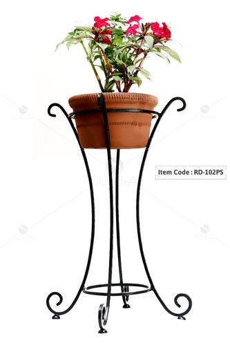 d7bd93605d3 Black Planter Stand Big, Rs 755 /piece, Sunira Enterprises | ID ...