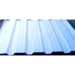 Rectangular PVC Roofing Sheet