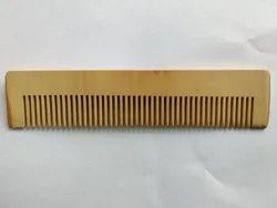 Fine Tooth Bamboo Comb