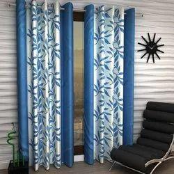 Balaji Polyester Printed Curtain