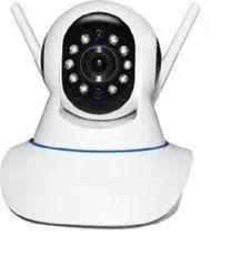 Wireless CCTV Camera, Usage: Indoor and Outdoor