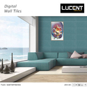 Digital Glossy Wall Tile