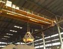 Remote Controlled EOT Crane