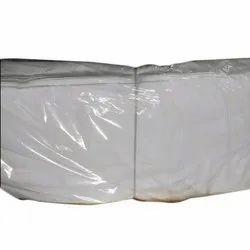 White Plain Shirting Fabrics, 120, Machine and Hand Wash