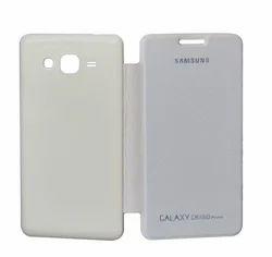 Flip Cover Samsung Prime G530H White