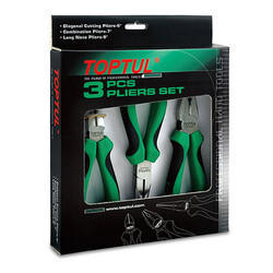 GAAE0302 Pliers W/Plastic Handle