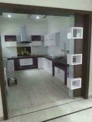 Uv High Gloss Kitchen Interior Designing Service