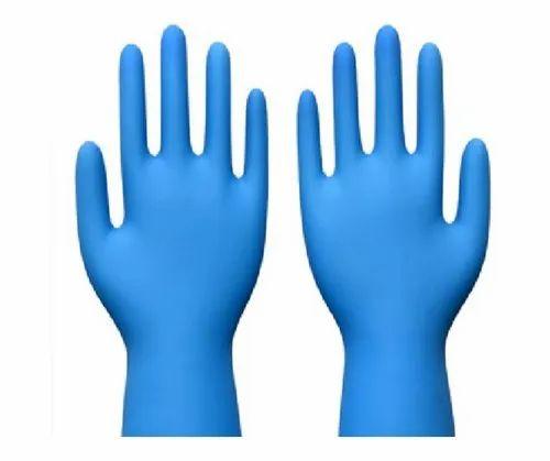 Nitrile Gloves (Made In India)