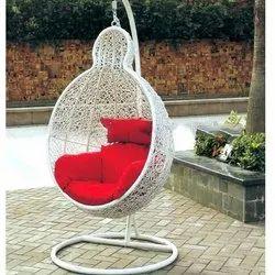 Carry Bird Wicker Hanging Swing Chair