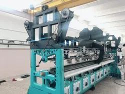 fruit net making machine