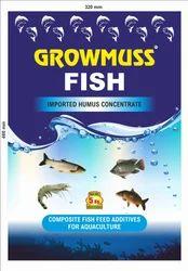 Growmuss Fish - Fish Feed Additive