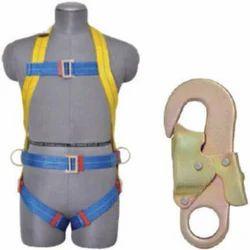 Double Lanyard Full Body Harness