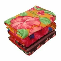 Low Price Printed Polyester Polar Fleece Blankets