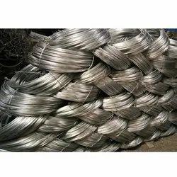 Galvanized Iron 20 Gauge GI Binding Wire, For Industrial