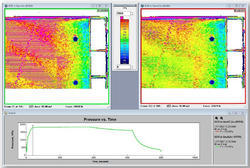 Fuel cell Pressure Mapping