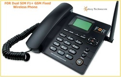 FOR Dual SIM F1  GSM Fixed Wireless Phone