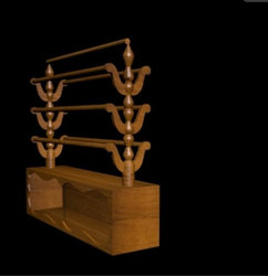 Wooden Alna