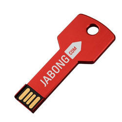 Key Pen Drive (Red Colour)