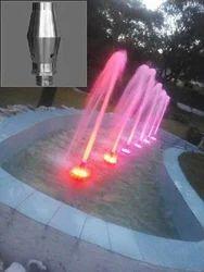 Brass/Gunmetal Forthy Foamimg Foam Jet fountain, For Structure Pipe