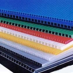 PP Corrugated Sheet In Parrys