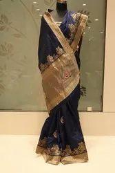 157 Radha's Designer Hand Work Saree