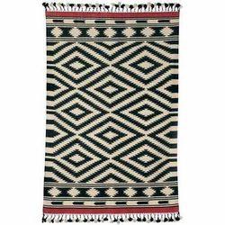 Krishna Arts Modern Cotton Rug, Size: 1 x 1 to 14 x 20 feet