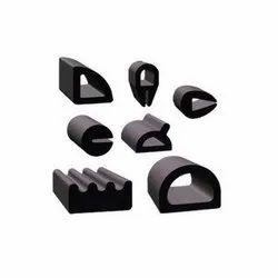 Nitrile PVC Rubber Profile