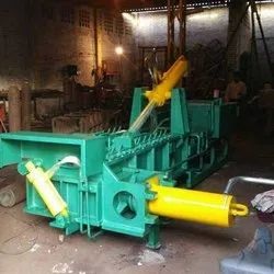 Triple Action Baling Press Machine