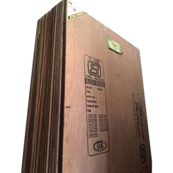 Phenol Gurjan Face Plywood Board, Thickness: 4 To 19mm