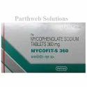 Mycofit S 360 Mg Tablet