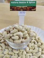 Premium Roasted Cashew Grade W240, Packaging Size: 10 kg, Size: Medim