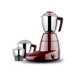 Own Brand Stainless Steel Juice Mixer Grinder, For Personal, Capacity: 2 Jars