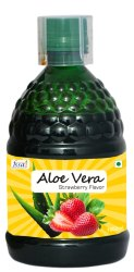 Aloe Vera Strawberry Flavor Juice