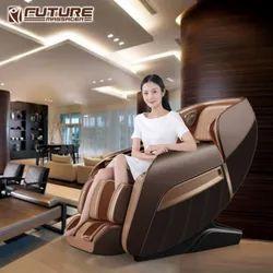 Full Body 3d Luxury Zero Gravity Massage Chair Junior Roboking Plus With Speaker & Charging Slot