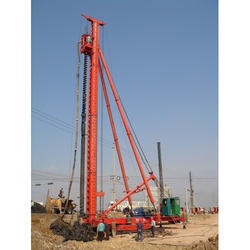 Drilling Pile Foundation