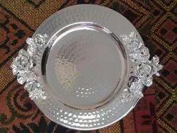 Round SS Platter