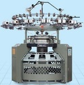 Semi-automatic Single Jersey Circular Knitting Machine, Capacity: 400 Kg Per Day