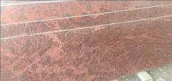 Flooring Red Marble