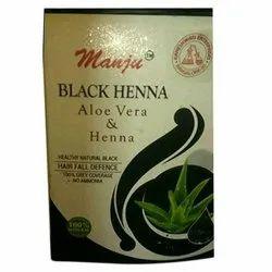 100g Manju Black Henna