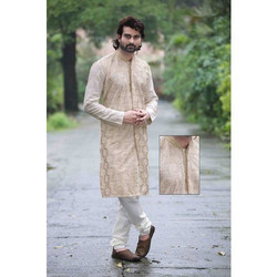 Embroidered Fancy Kurta Pyjama