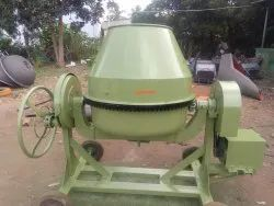 Diesel Engine Cement Concrete Mixer