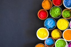 Natural Food Colour Powder