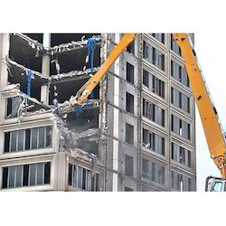 Factories Demolition Services
