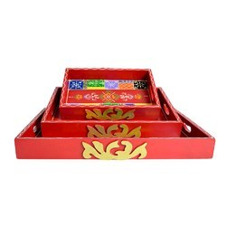 Tray 3 pcs Set