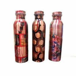 Stylish Copper Bottle