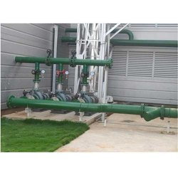 Hot Water Piping Service
