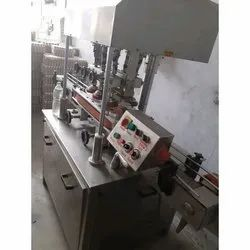 High Speed Linear Capping Machine