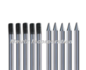 Stainless Steel Earth Rod-Externally Threaded
