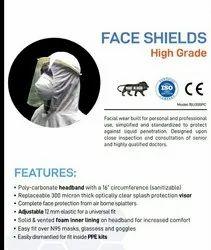 Face Shield 300 micron